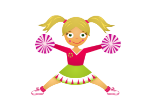Charlee Cheerleader