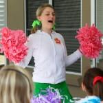 Cheerleader Party