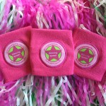 DQ Pink Wristbands Merchandise