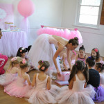 Ballerina Party Host