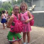 Charlee Cheerleader Sydney