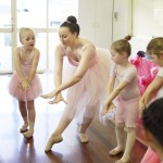 Kids Ballet Party