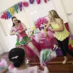 Kids Cheerleader Party