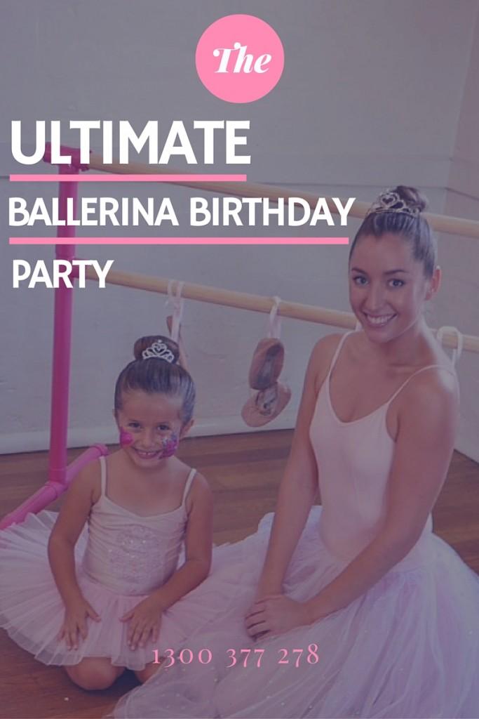 Ballerina Ad