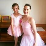 Ballerina Party Host
