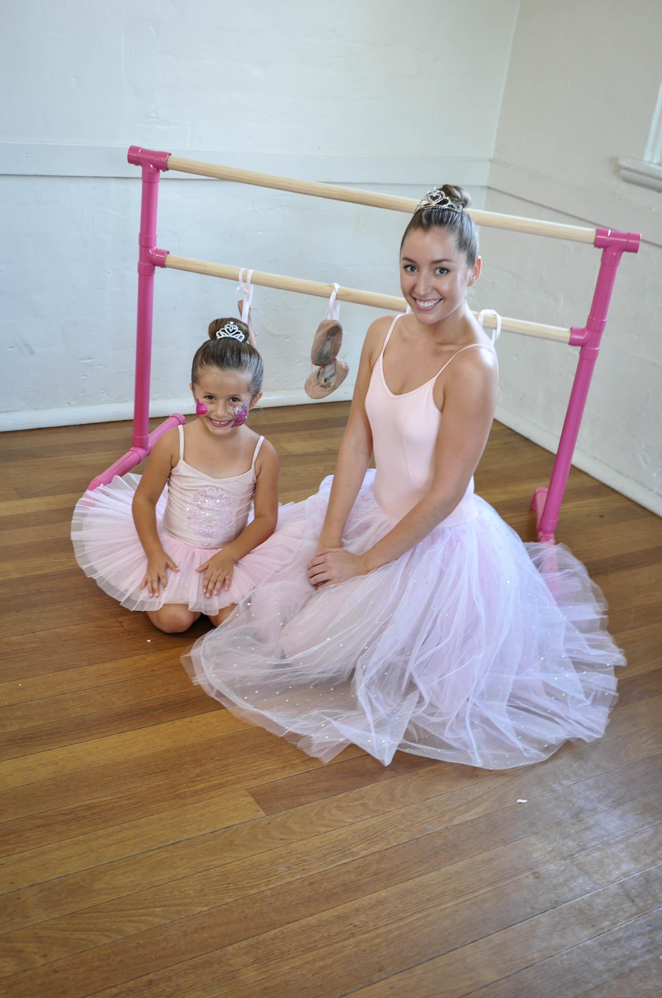 Anna Ballerina Sydney Ballet Party host