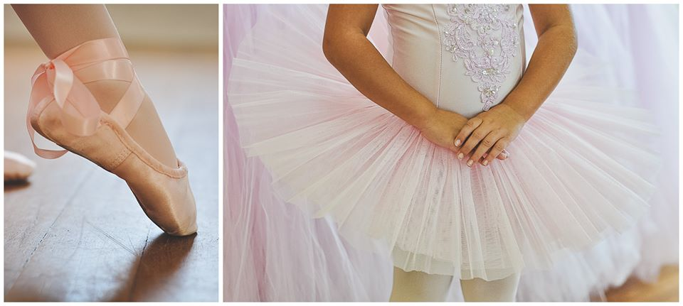 Kids Ballerina Party Outfit