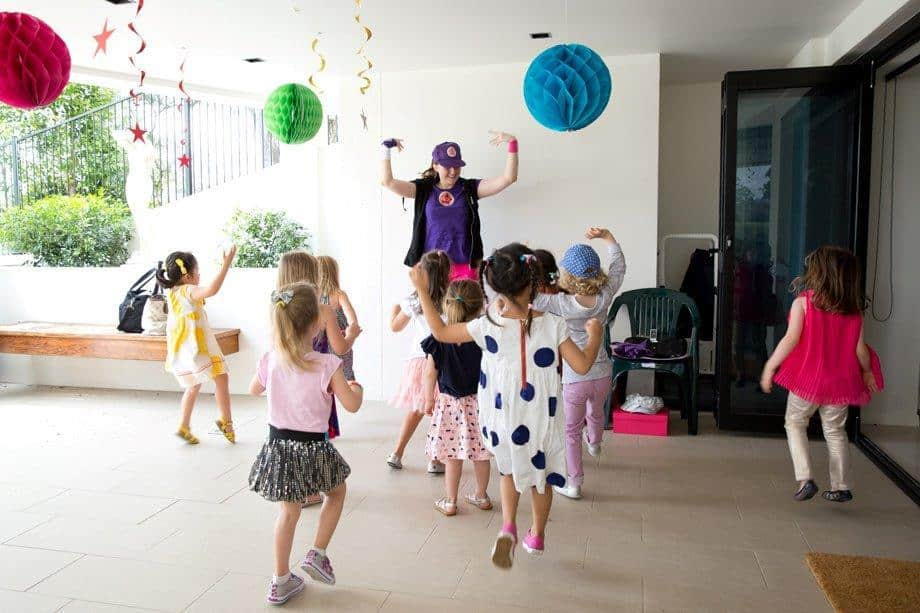 Hip Hop Kids Party Brisbane