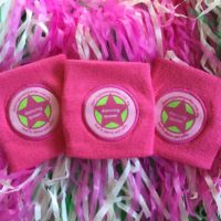 DQ Pink Wristbands Merchandise