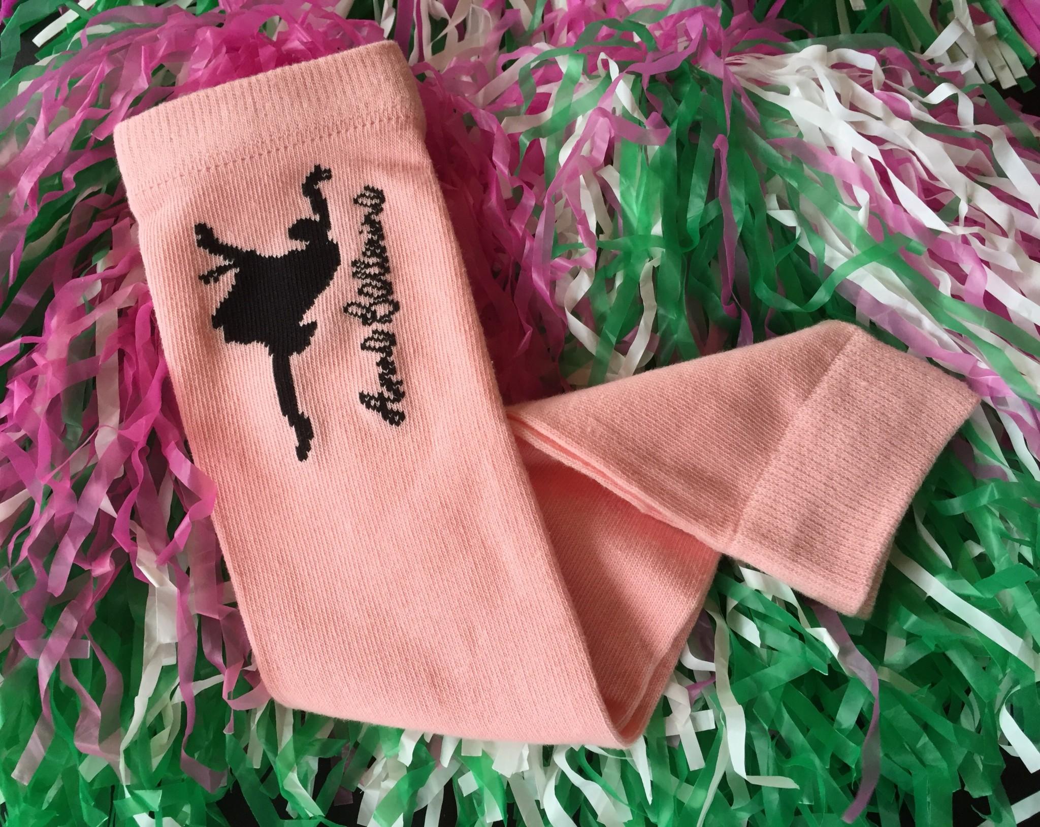 DQ Anna Ballerina Leg Warmers Merchandise