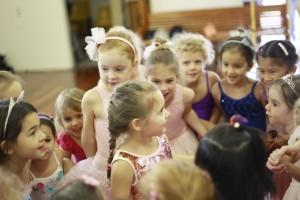 Ballet Birthday Party