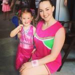 Charlee Cheerleader Brisbane