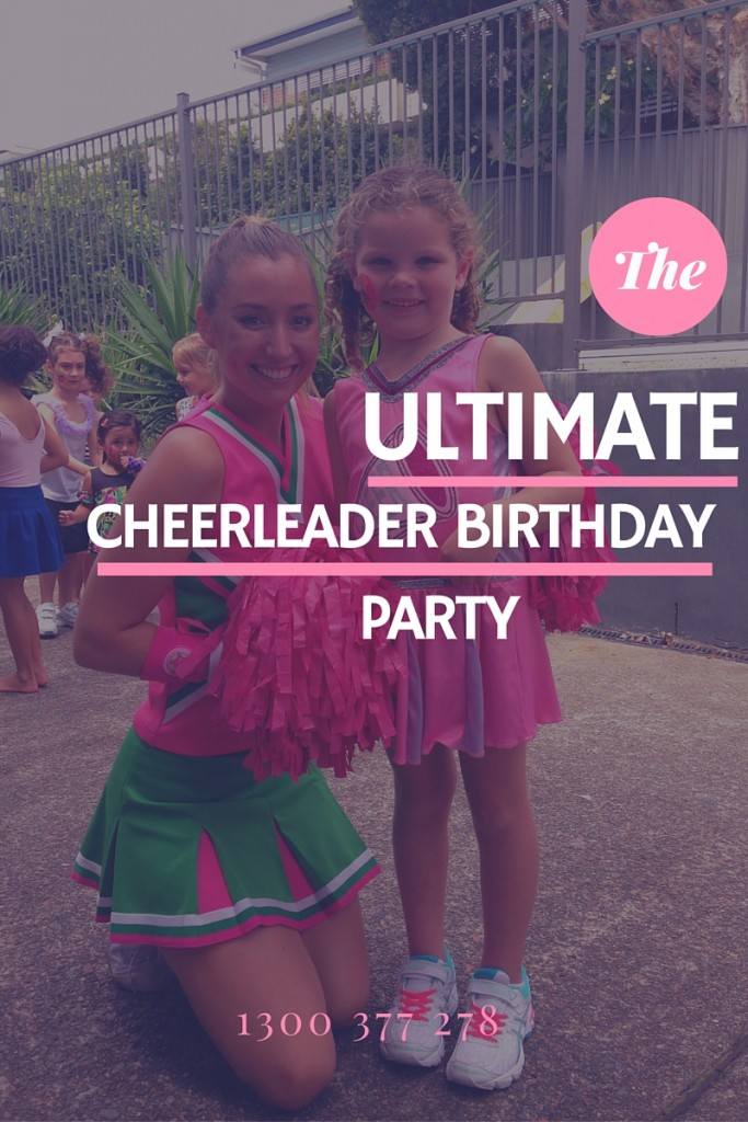 Charlee Cheerleader Ad