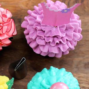 Ballerina Cupcake