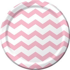 Cheerleading Paper Plates