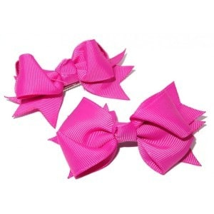 Cheerleader Hair Bows