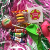 Kids Party Lolly Bag